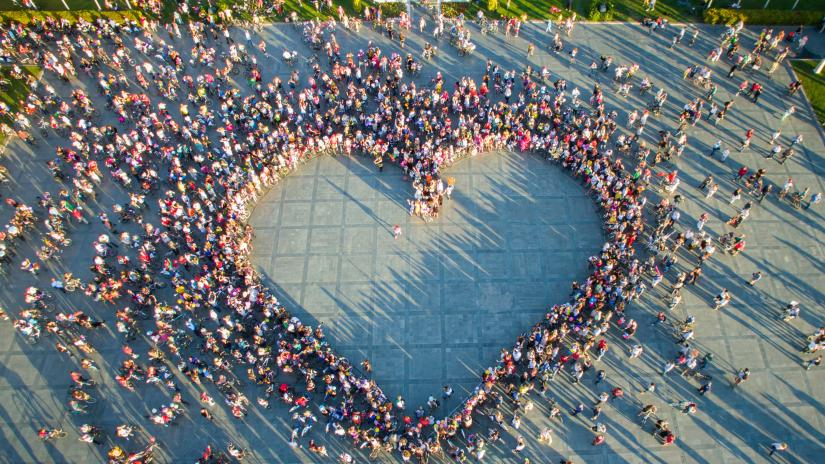 heart of people