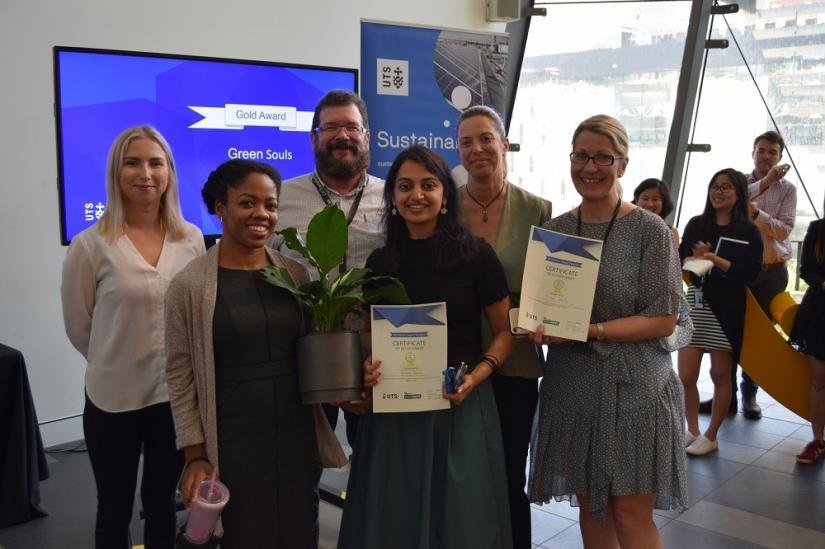 photo of 2019 Green Impact program winners