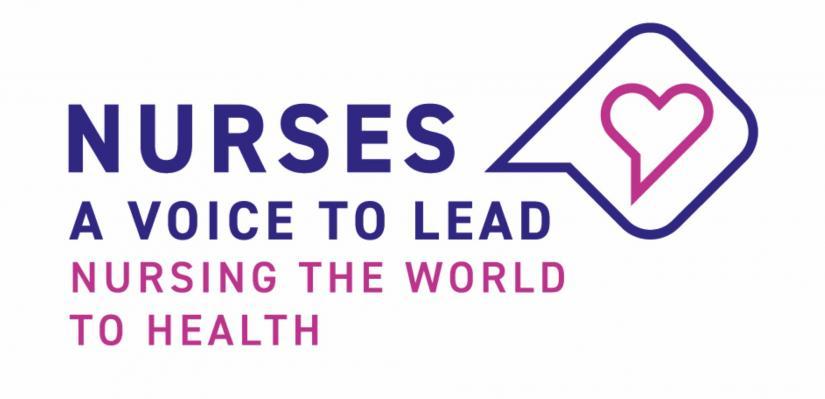 International Nurses Day Logo