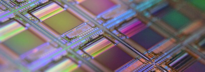 computer microchips hologram