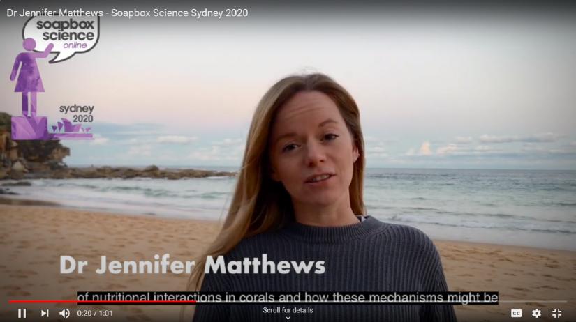 Dr Jennifer Matthews