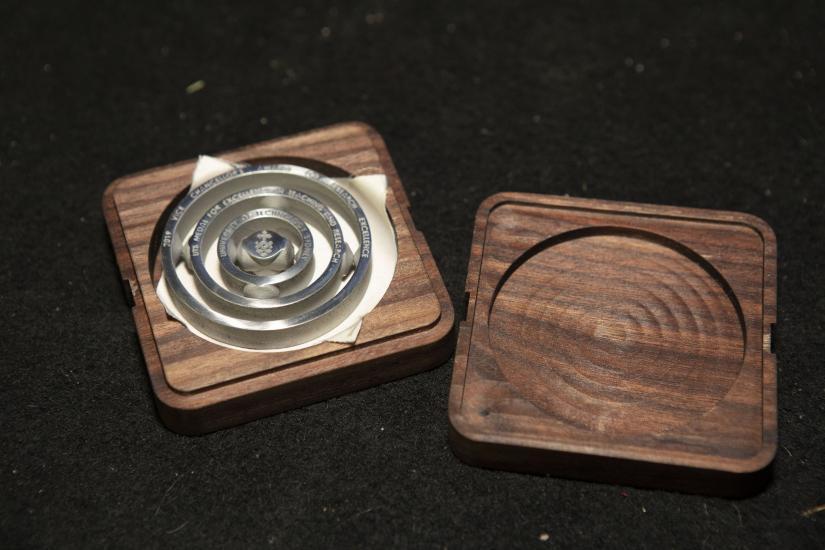 Vice Chancellors Awards Silver Medal