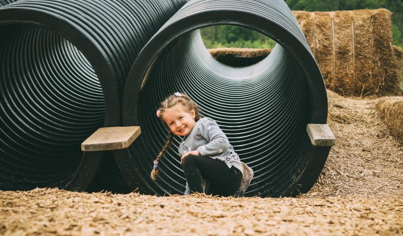 Making  play spaces safe for kids