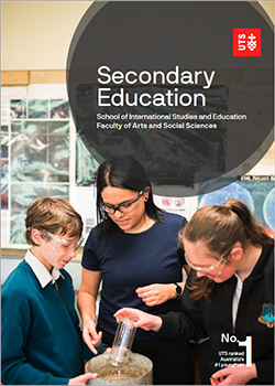 secondary education guide cover