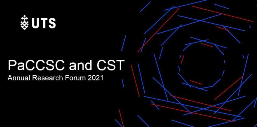 PaCCSC-CST Forum banner