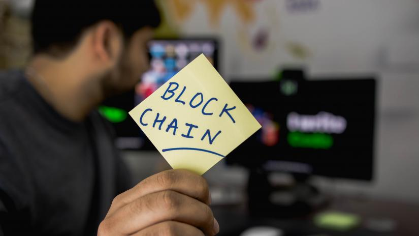 Bloakchain, broadband and business processes