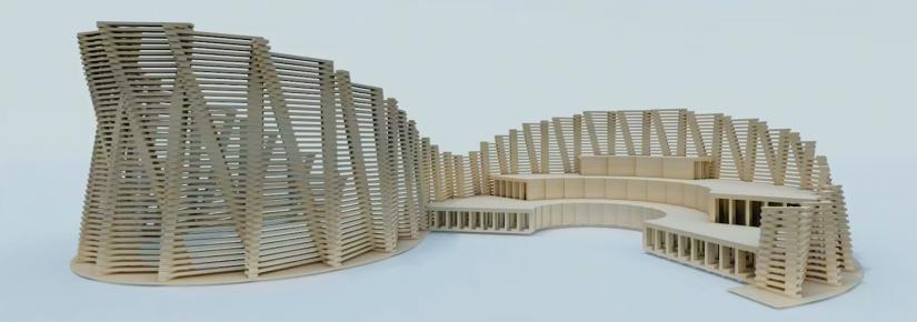 Amphitheatre design build project