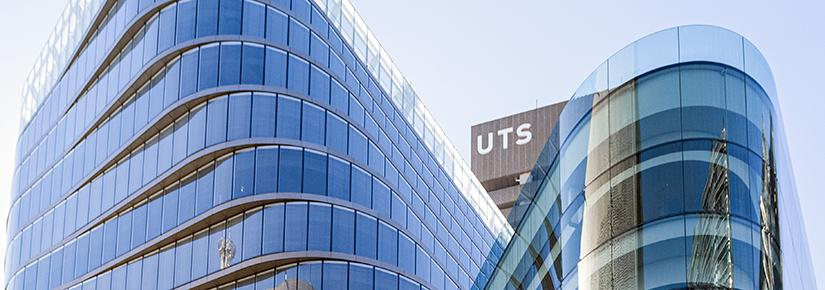 UTS Central and the tower, picture by Andy Roberts