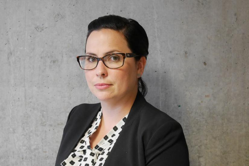 Portrait of Associate Professor Bethany Wootton, clinical psychologist and researcher