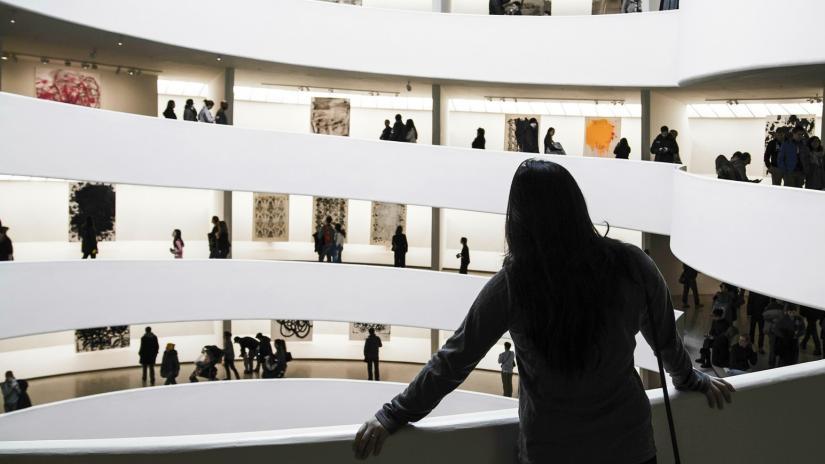 avant garde art gallery