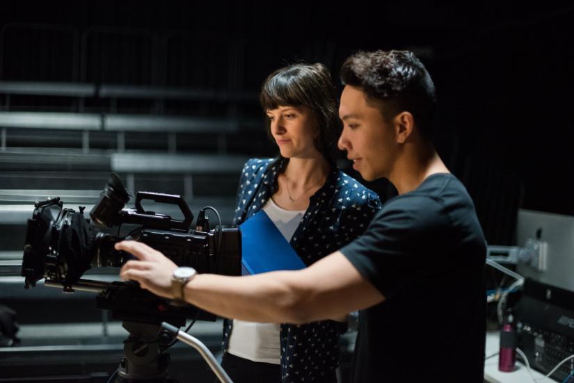 Film making at UTS