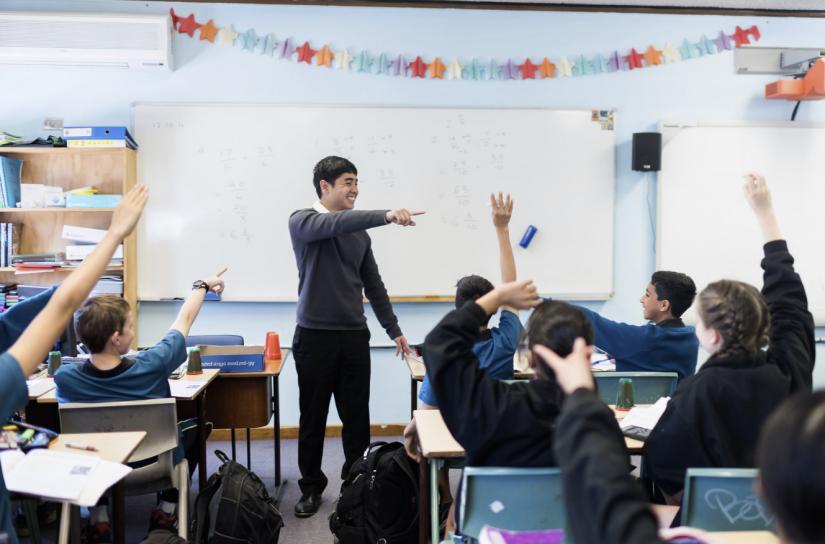 classroom teaching prac