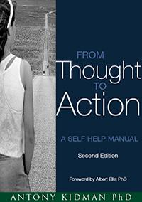 From Thought to Action: A Self-Help Manual book cover