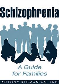Schizophrenia: A Guide for Families book cover