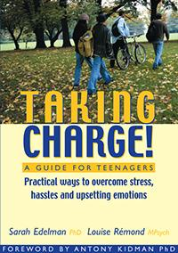 Taking Charge! A Guide for Teenagers book cover