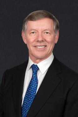 Photo of UTS Council member Brian Wilson, AO