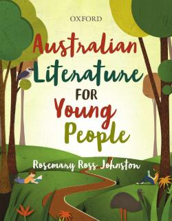 Australian Literature for Young People Book cover