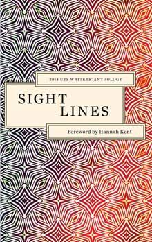 Image of Sight Lines UTS Anthology 2014 cover