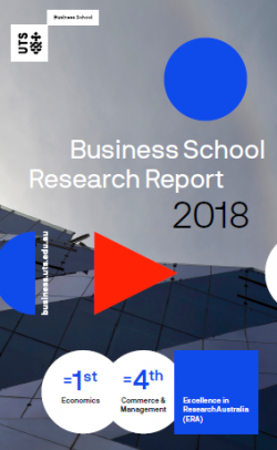2018 Business Research Report