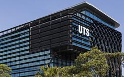 UTS at Moore Park - building facade