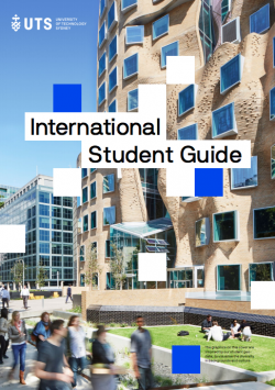 UTS International Arrival Guide Cover