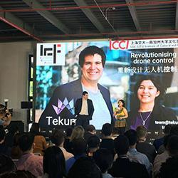 Photo: UTS startup Tekuma