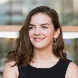 Advanced Journalism graduate, Kate Bettes
