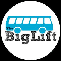 UTS The Big Lift logo