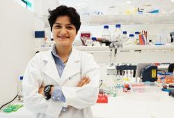 UTS Science Researcher Noushin Nasiri