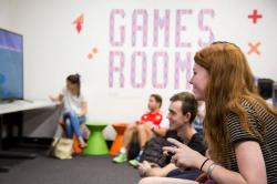Library Games Room