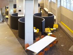 Building 11 study spaces