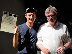 FEIT-HDR Excellence Award -Simon Rippingale