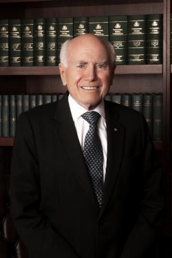 The Hon John W Howard
