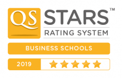 QS Stars Rating System Business Schools 2019 5 Stars