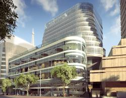 UTS Central artist impression by Realfeel