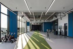 Human Performance Research Centre labs
