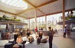 An artists' impression of the UTS Indigenous Residential College