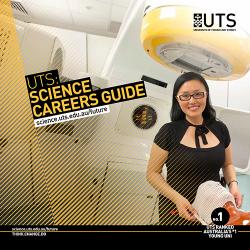 UTS Science Careers Guide
