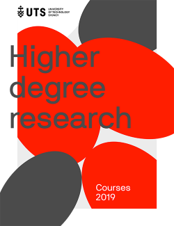 Higher degree research courses 2019