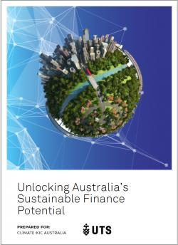 Unlocking Australia's Sustainable Finance Potential