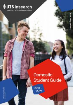 Insearch domestic guide cover 2019