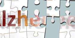 Alzheimer jigsaw pieces