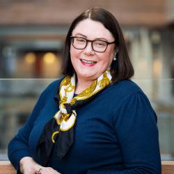 Lesley Harbon, Head of School