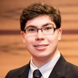 Portrait of Maximilien Saker