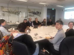 The Final Committee Meeting of the Aboriginal History Archive project