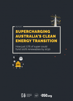 Supercharging Australia's clean energy transition
