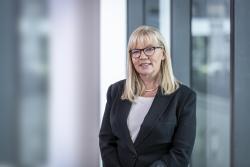 Christine Yates, Alumna of the Master of Management
