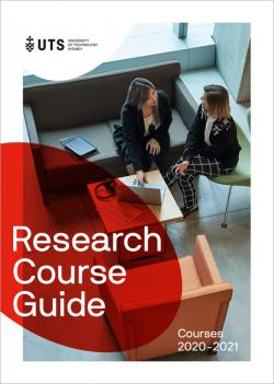 health research course guide cover
