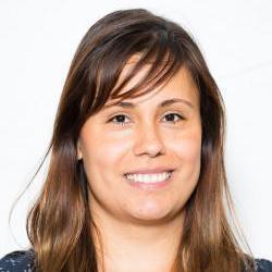 PhD candidate Caroline Dornelles