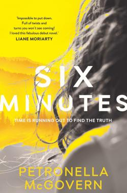 The book cover of Six Minutes